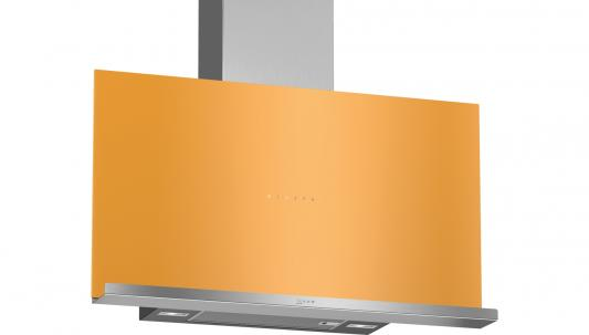 Вытяжка каминная NEFF D95FRM1H0 оранжевый