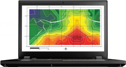 """Ноутбук Lenovo ThinkPad P51 15.6"""" 3840x2160 Intel Core i7-7820HQ 20HH001RRT"""