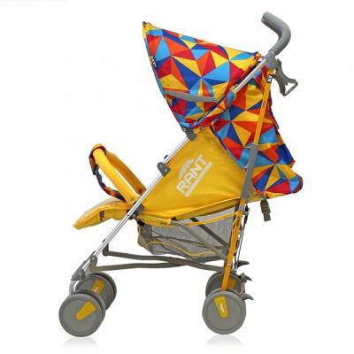 Коляска-трость Rant Molly Alu 2016 (origami yellow) от 123.ru