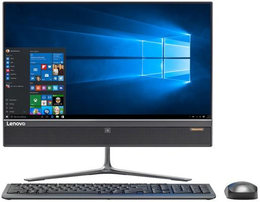 Моноблок 23 Lenovo IdeaCentre AIO 510-23ISH 1920 x 1080 Intel Core i7-7700T 6Gb 1 Tb Nvidia GeForce GT 940M 2048 Мб Windows 10 черный F0CD00HSRK