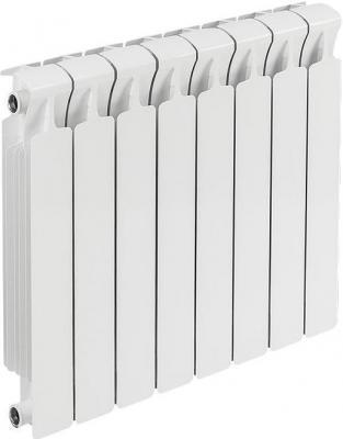 Биметаллический радиатор RIFAR (Рифар) Monolit 500 8 сек. (Мощность, Вт: 1568; Кол-во секций: 8) биметаллический радиатор rifar monolit 500 сек 14