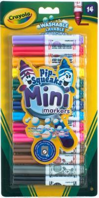 Набор маркеров Crayola 58-8703 14 шт разноцветный