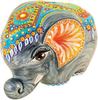 Набор для росписи по керамике FELICITA Копилка Слоник от 5 лет 282627b jaguar часы jaguar j693 1 коллекция pret a porter
