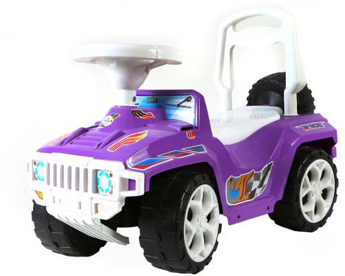 Каталка-машинка Orion Ориончик 419_фиолет фиолетовый от 2 лет