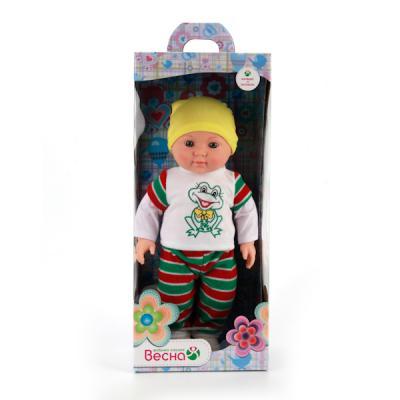 Купить Пупс ВЕСНА 4690213052178 42 см, винил, текстиль, Куклы фабрики Весна