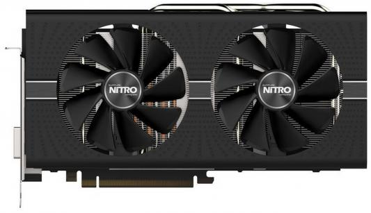 Видеокарта Sapphire Radeon RX 570 11266-14-20G PCI-E 4096Mb 256 Bit Retail (11266-14-20G) видеокарта sapphire radeon rx 580 11265 21 20g pci e 8192mb 256 bit retail