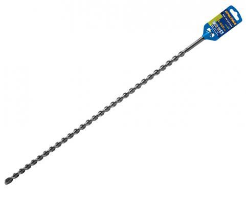 Бур Практика SDS-PLUS 14х600мм по бетону 033-772  бур 14х550 600 мм sds plus практика стандарт