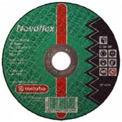Отрезной круг MetaboNovoflex 150x3 прямой С30 616449000