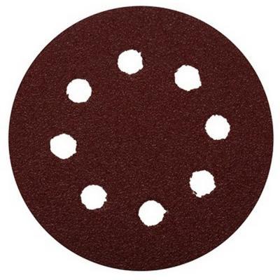 Круг шлифовальный Зубр  Р600 125мм 5шт 35562-125-600