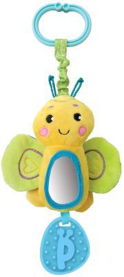 Интерактивная игрушка Жирафики Бабочка 939476 с рождения жирафики развивающая игрушка бабочка жирафики