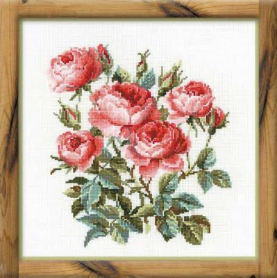 Набор для вышивания Riolis Садовые розы 1046 от 7 лет