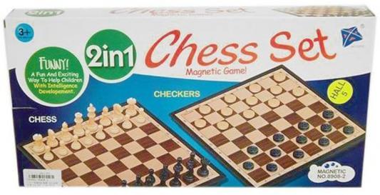 Напольная игра набор игр Shantou Gepai Chess Set 2в1 8908-2