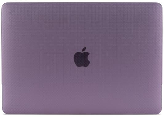 Чехол для ноутбука MacBook Pro 13 Incase Hardshell Dots пластик фиолетовый аксессуар чехол macbook pro 13 speck seethru pink spk a2729