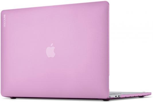 Чехол для ноутбука MacBook Pro 15 Incase Hardshell Dots пластик лиловый INMB200261-MOD кейс для macbook moshi iglaze pro 15 r 99mo071903