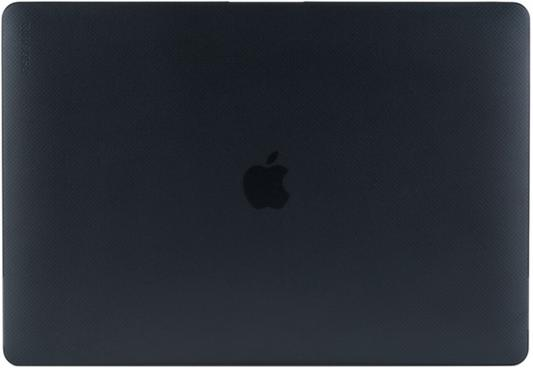 "Чехол для ноутбука MacBook Pro 15"" Incase Hardshell Dots пластик черный INMB200261-BLK чехол incase hardshell case для macbook pro 13"