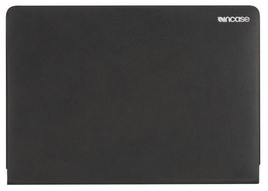 """Чехол для ноутбука 12"""" Incase INMB900209-BLK полиуретан кожа черный чехол incase cl60640"""