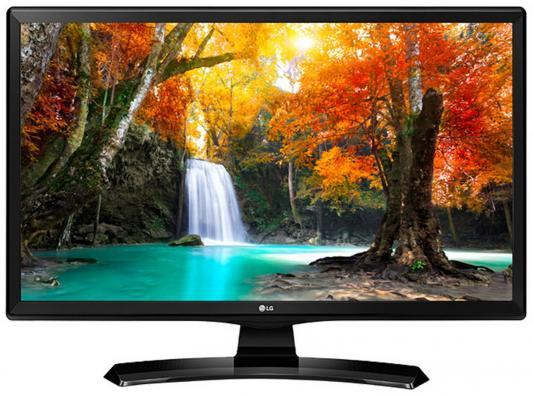 Телевизор LG 28MT49VF-PZ черный lg телевизор lg 27mt57v pz
