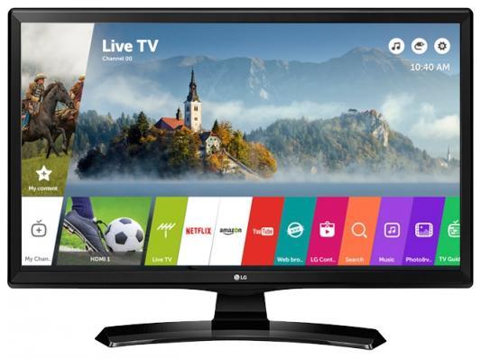 Телевизор LG 28MT49S-PZ черный lg 23mt77v pz