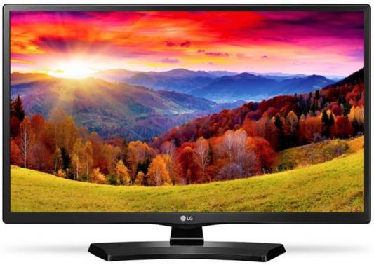 Телевизор LG 24MT49VF-PZ черный lg телевизор lg 27mt57v pz