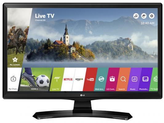 цена на Телевизор LG 24MT49S-PZ черный