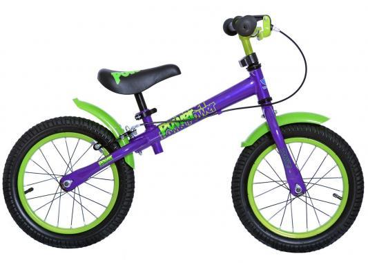 "Беговел Velolider Power 166607 14"" фиолетовый"