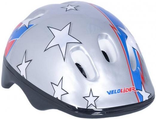 Шлем велосипедный Velolider Звезды 172077  VLZ1
