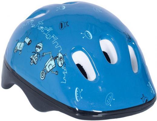 Шлем велосипедный Velolider Роботы 172078  VLR1