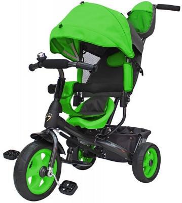 Велосипед RT Galaxy Лучик VIVAT 10/8 зеленый ледянка rt 2 пластик зеленый