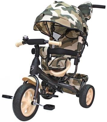 "Велосипед RT Galaxy Лучик VIVAT 10""/8"" милитари"