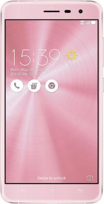 Смартфон ASUS Zenfone 3 ZE552KL розовый 5.5 64 Гб LTE Wi-Fi GPS 3G 90AZ0125-M01930 смартфон asus zenfone 3 zoom ze553kl серебристый 5 5 64 гб lte wi fi gps 3g 90az01h1 m00770