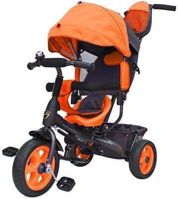 Велосипед RT Galaxy Лучик VIVAT 10/8 оранжевый велосипед rt galaxy лучик vivat дизайн круги 10 8 разноцветный