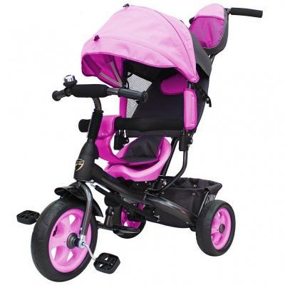 Велосипед RT Galaxy Лучик VIVAT 10/8 розовый велосипед rt galaxy лучик vivat дизайн круги 10 8 разноцветный