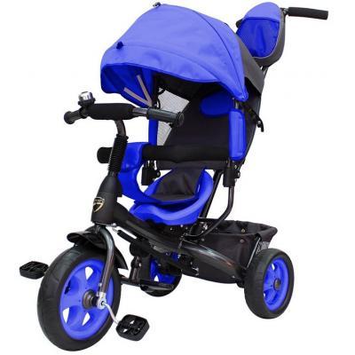 Велосипед RT Galaxy Лучик VIVAT 10/8 синий велосипед rt galaxy лучик vivat дизайн круги 10 8 разноцветный