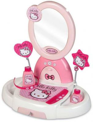 Игровой набор SMOBY туалетный столик Hello Kitty помоги деду морозу