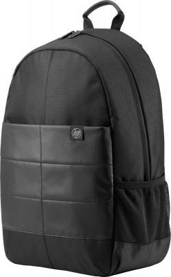 """все цены на Рюкзак для ноутбука 15.6"""" HP Classic 1FK05AA полиэстер черный"""