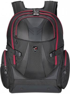 Рюкзак для ноутбука 17 ASUS ROG Xranger полиэстер черный 90XB0310-BBP100