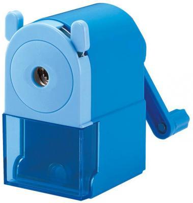Точилка Silwerhof 194011-02 пластик синий чехлы накладки для телефонов кпк other goospery m36h xperia zr c5503 c5502