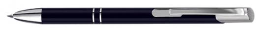 Шариковая ручка автоматическая Silwerhof Optimum — коробка 025071 цена и фото