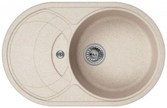 Мойка Weissgauff ASCOT 780 Eco Granit песочный мойка кухонная weissgauff ascot 780 eco granit бежевый