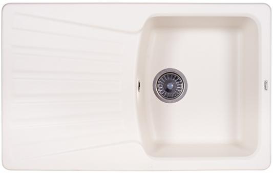 Мойка Weissgauff CLASSIC 800 Eco Granit белый  weissgauff classic 800 eco granit белый