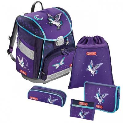 Ранец с наполнением Step by Step Touch Pegasus Dream 20 л фиолетовый 129842