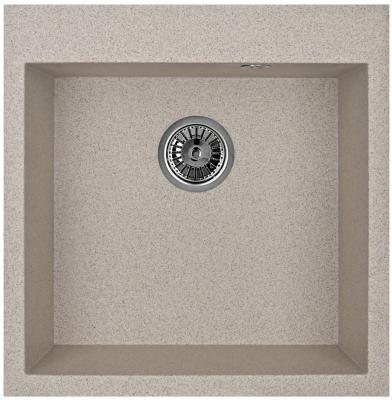 Мойка Weissgauff QUADRO 505 Eco Granit песочный