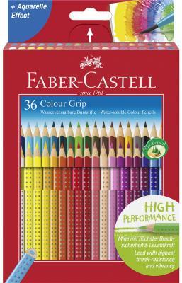 Набор цветных карандашей Faber Castell GRIP 2001 112442 36 шт акварельные