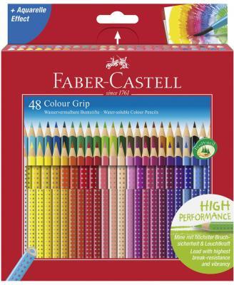 Набор цветных карандашей Faber Castell GRIP 2001 112449 48 шт акварельные