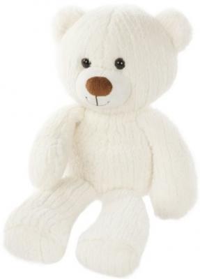 Мягкая игрушка медведь Fluffy Family Мишка Тимка 23 см белый текстиль  681254