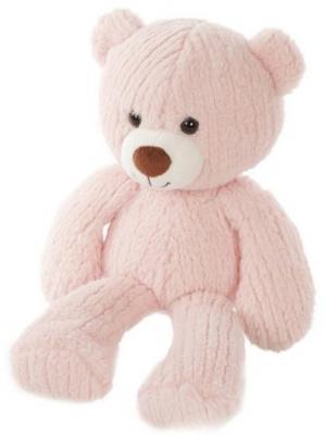 """Мягкая игрушка Fluffy Family """"Мишка Тимка"""" 23 см розовый плюш текстиль  681255"""