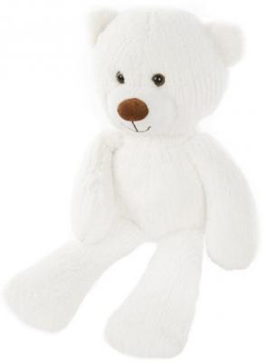 """Мягкая игрушка Fluffy Family """"Мишка Тимка"""" 30 см белый плюш текстиль  681257"""