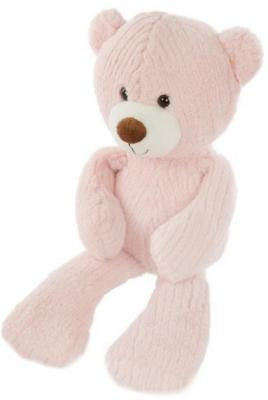 """Мягкая игрушка Fluffy Family """"Мишка Тимка"""" 30 см розовый плюш текстиль  681258"""