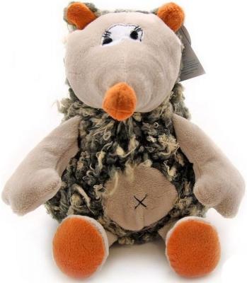 Мягкая игрушка ежик Jackie Chinoco Ежик Кельвин 23 см серый текстиль искусственный мех  60554/9