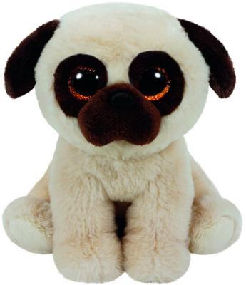 """Мягкая игрушка щенок TY """"Rufus"""" 20 см плюш текстиль  42181"""